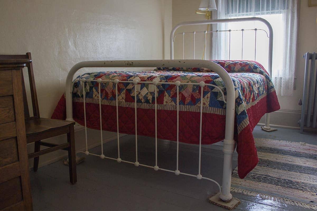 Historic Hotel Room