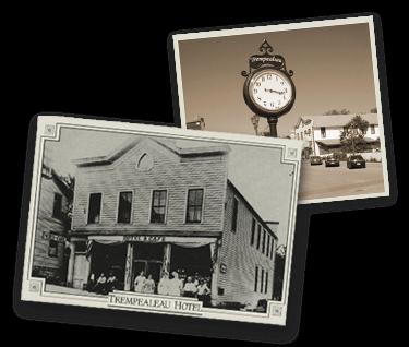 historic trempealeau photos
